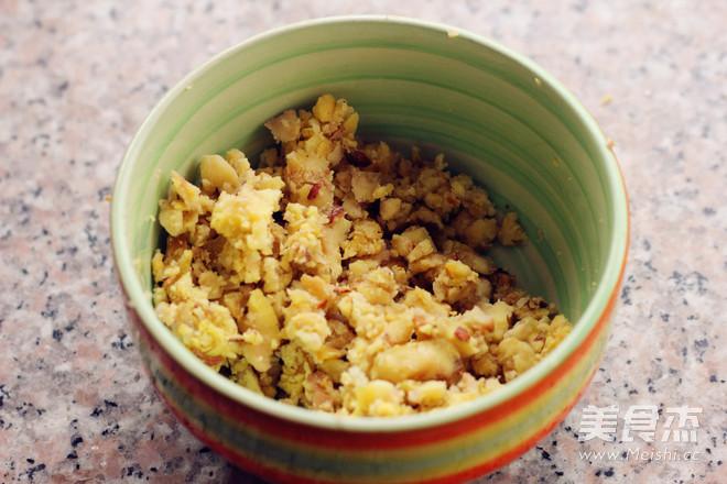 栗香黑米莜麦糕的简单做法