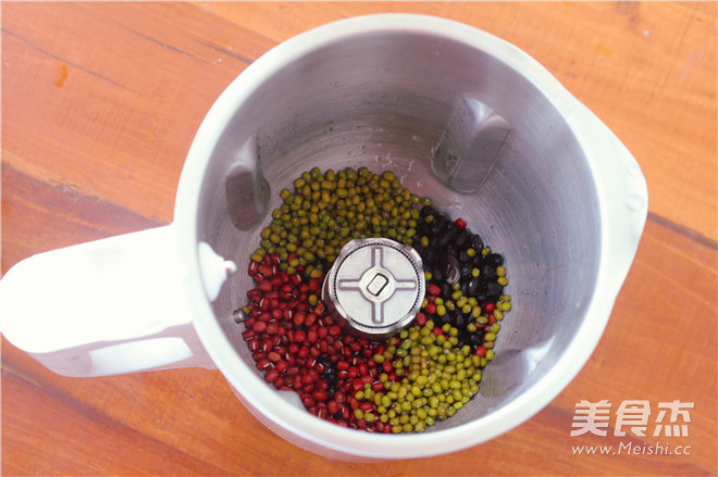 消暑豆浆的做法图解
