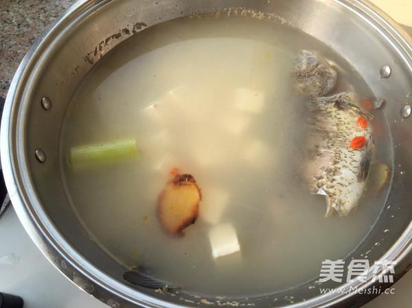 鲫鱼豆腐汤怎么煮