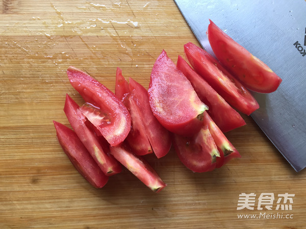 茄汁豆腐的做法图解