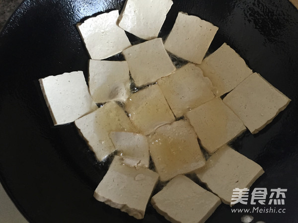 茄汁豆腐的简单做法