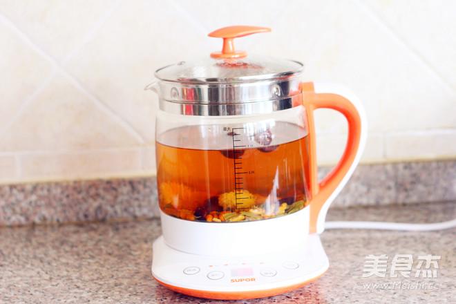 龙井八宝茶怎么做