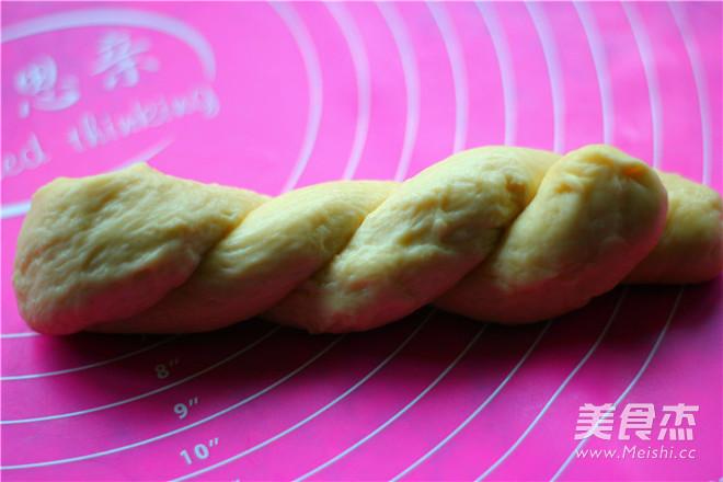老面包的制作方法