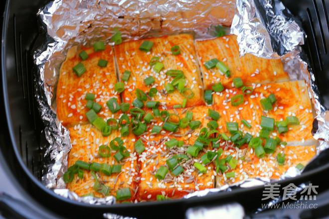 香辣烤豆腐怎么煮