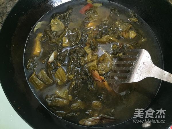 酸菜鱼怎么煸