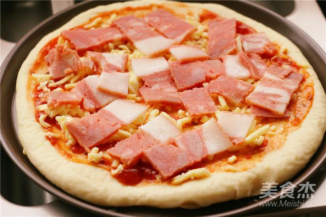 培根披萨怎样做