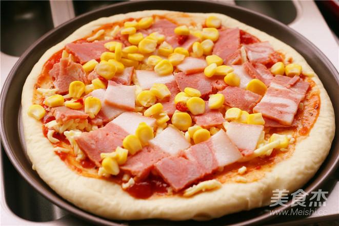 培根披萨怎样炒
