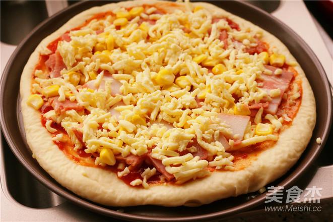 培根披萨怎样煮