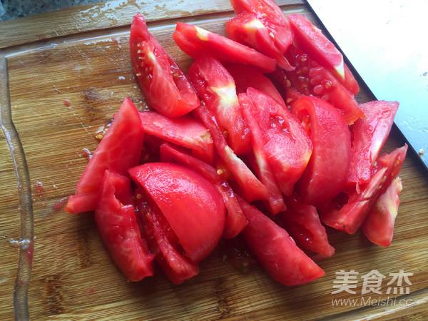 番茄炖牛肉怎样炒