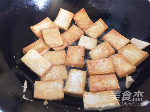 五花肉烧豆腐怎么吃