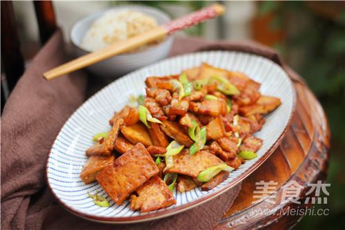 五花肉烧豆腐怎样炖