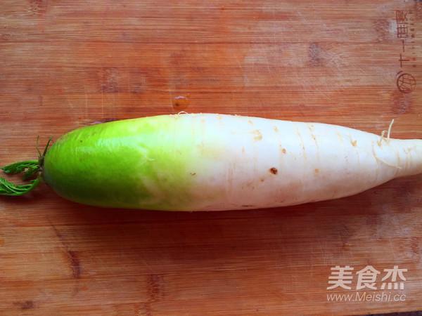 白萝卜豆腐汤的做法大全