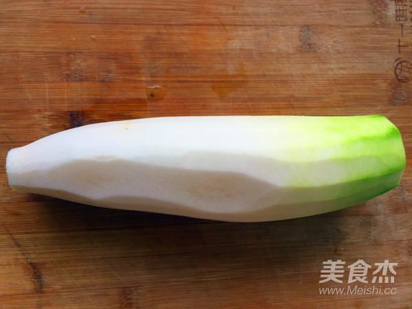 白萝卜豆腐汤的做法图解