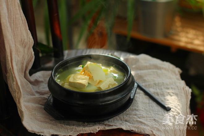 白萝卜豆腐汤怎样做