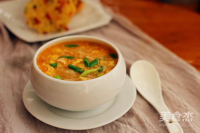 西红柿疙瘩汤的制作方法