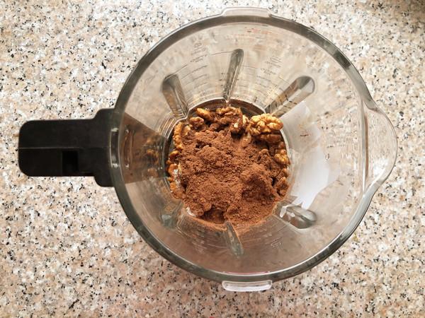 巧克力核桃面包怎么煮