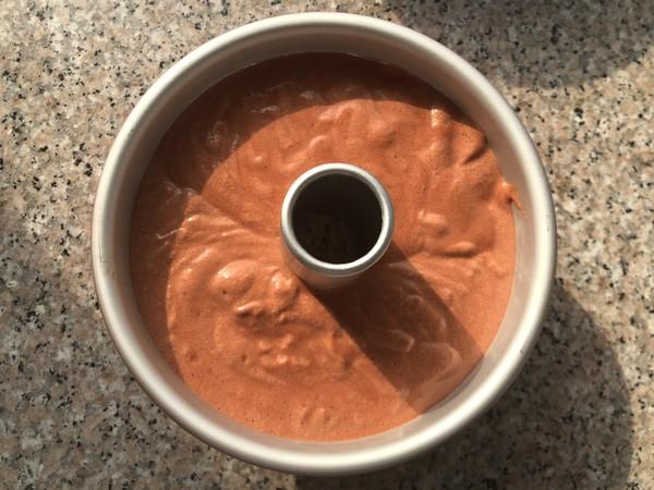 草莓酸奶红丝绒蛋糕怎样做
