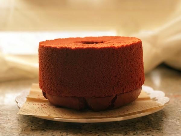 草莓酸奶红丝绒蛋糕的制作方法