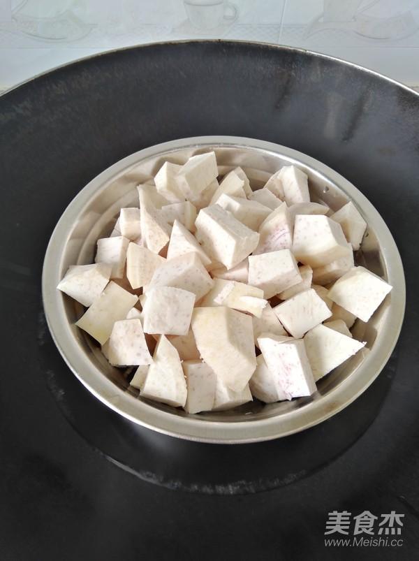 香芋梅花酥的做法大全