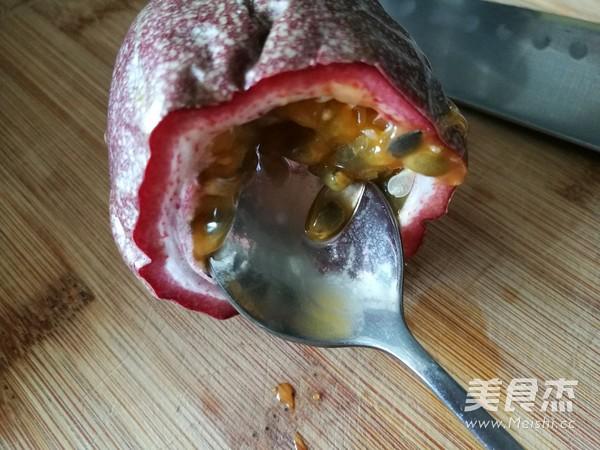百香果果酱的家常做法