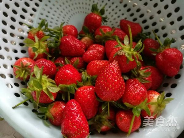 草莓果酱的做法大全