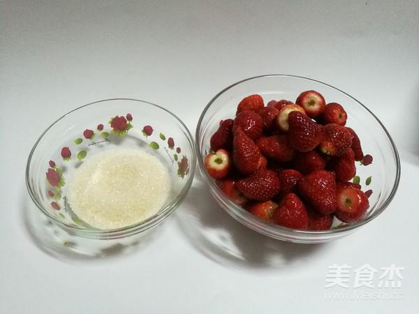 草莓果酱的做法图解