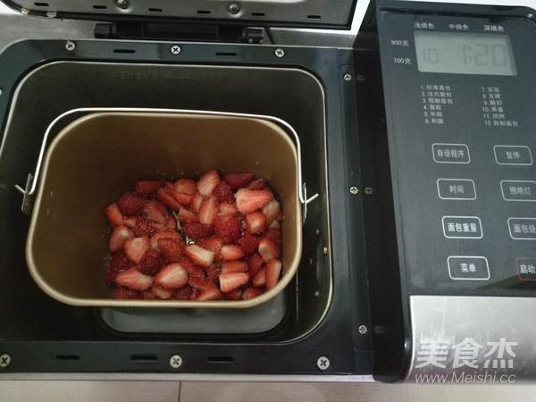 草莓果酱怎么炒
