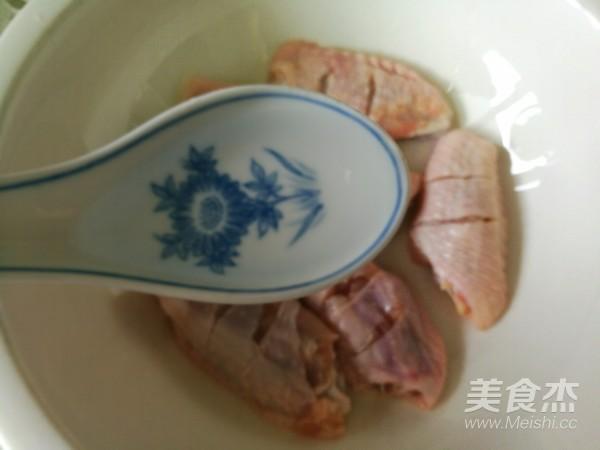 空气炸锅烤鸡翅的做法图解