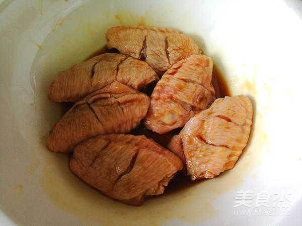 空气炸锅烤鸡翅怎么做