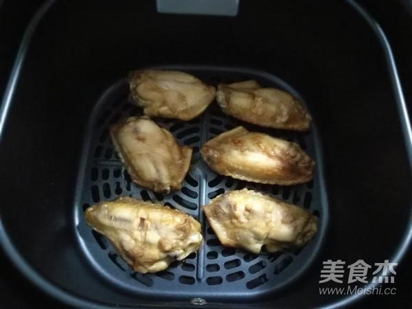 空气炸锅烤鸡翅怎么煮