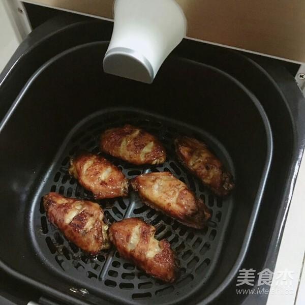 空气炸锅烤鸡翅怎么炖