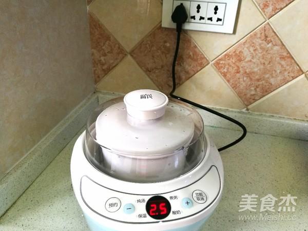 祛湿排毒的薏米红豆粥的步骤