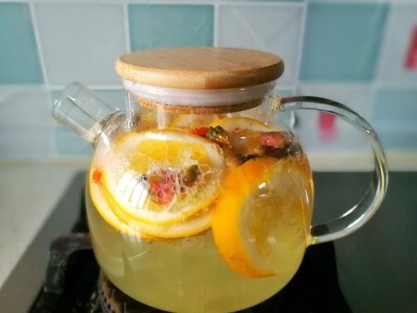 柠檬花茶怎么炖