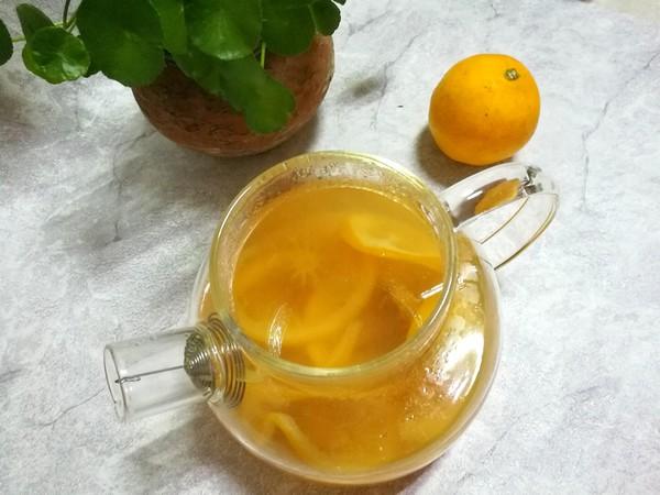 柠檬花茶怎么煸