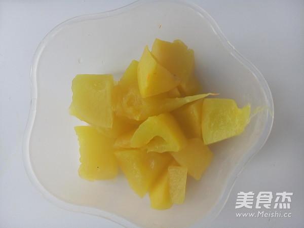 椰香南瓜派怎么吃