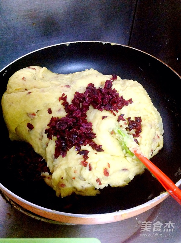 无水蔓越莓绿豆糕怎么煮