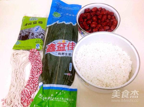 天津糯米粽子的做法大全