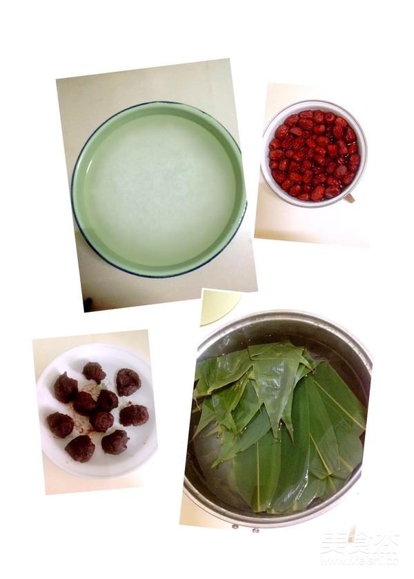 天津糯米粽子的做法图解
