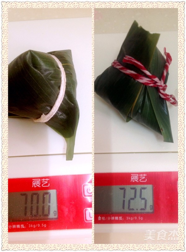 天津糯米粽子怎样做