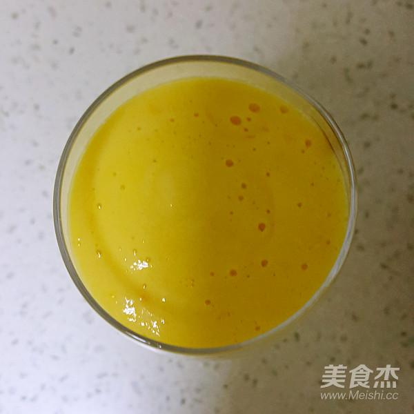 芒果奶昔的简单做法