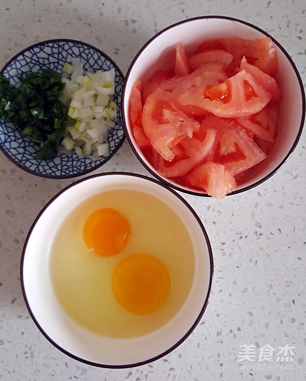 西红柿紫菜蛋花汤的做法图解
