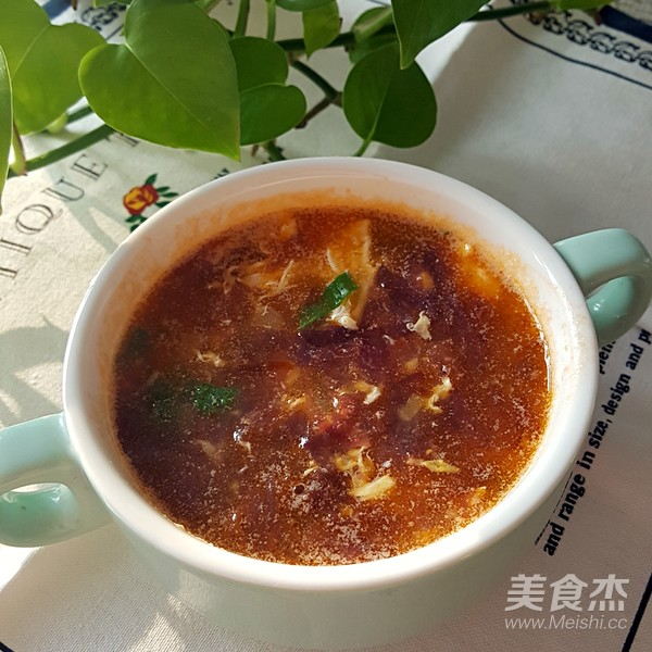 西红柿紫菜蛋花汤怎么煸