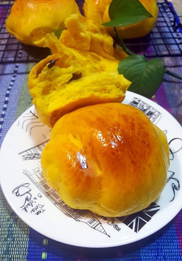 南瓜蔓越莓面包怎样煸