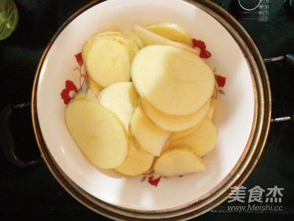 椒盐土豆的家常做法