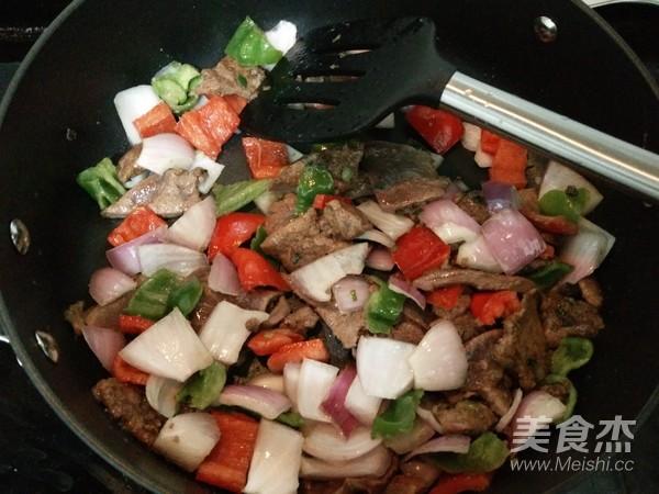 猪肝炒洋葱怎么煮