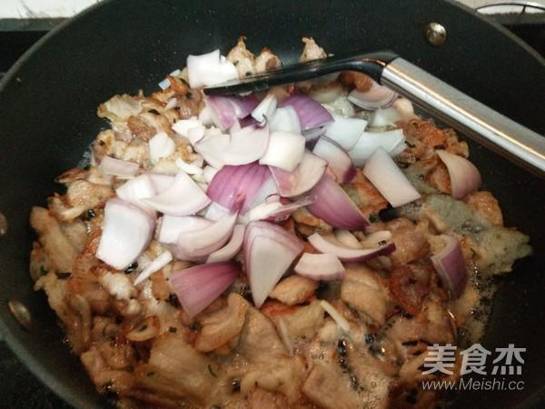 干锅五花肉怎样煮