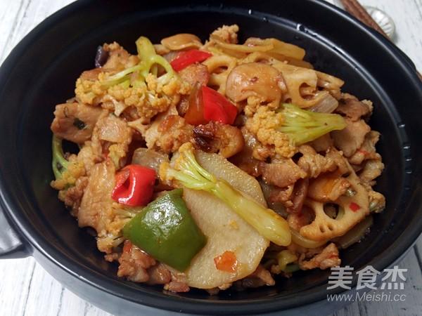 干锅五花肉的制作大全