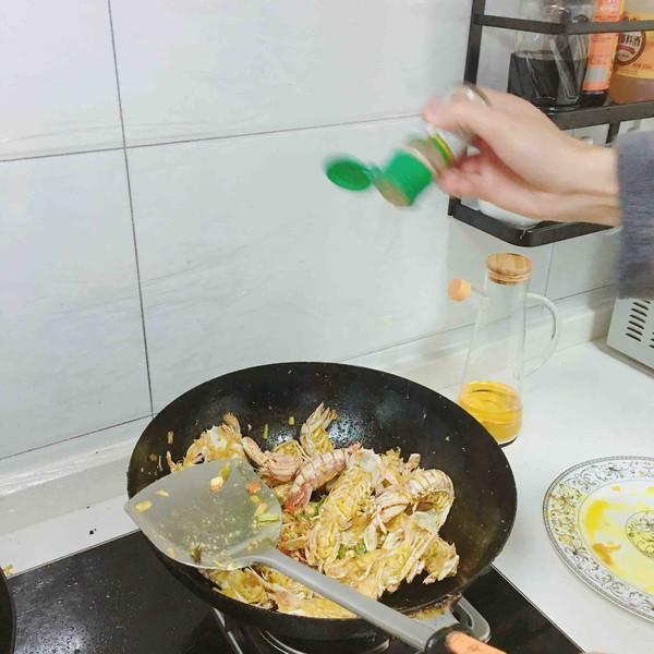 椒盐皮皮虾怎样煮