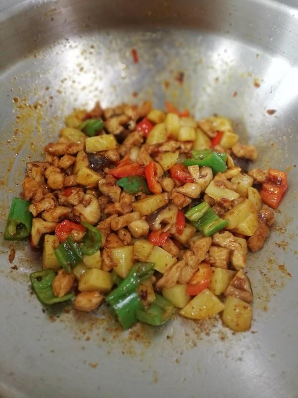 酱炒鸡丁怎么煮