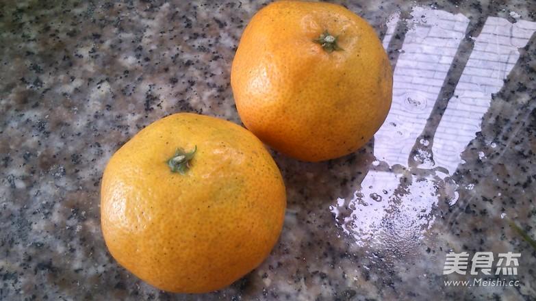 橘子汁的做法大全